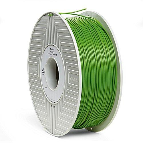 Verbatim 1.75 mm 3D ABS Filament for Printer - Green