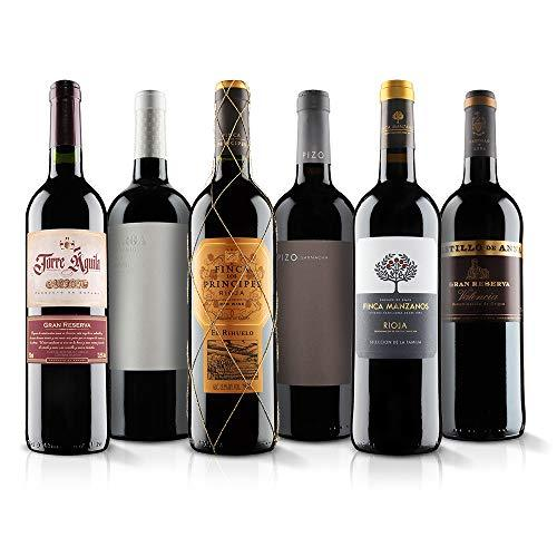 Virgin Wines Best Selling Spanish Reds - (Case Of 6)