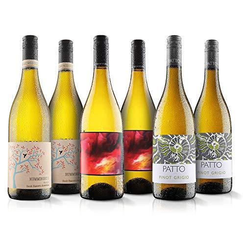 Virgin Wines Clean and Crisp Whites - (Case Of 6)