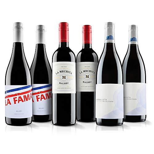 Virgin Wines Luxury Malbec Selection Red - (Case Of 6)