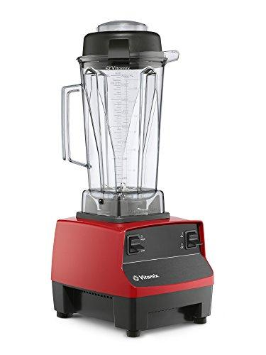Vitamix Certified Reconditioned Two Speed Blender, Red