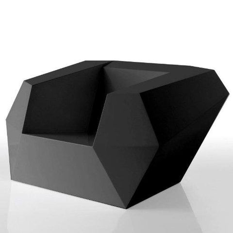 Vondom Faz Chair Matt Black