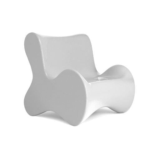 Vondom Soft Armchair, Brilliant White