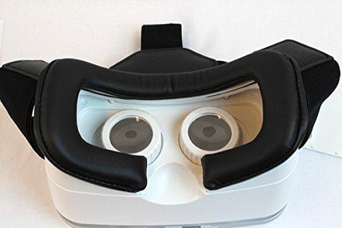 vrkix virtual reality 3d glasses vr headset for 360 degree viewing