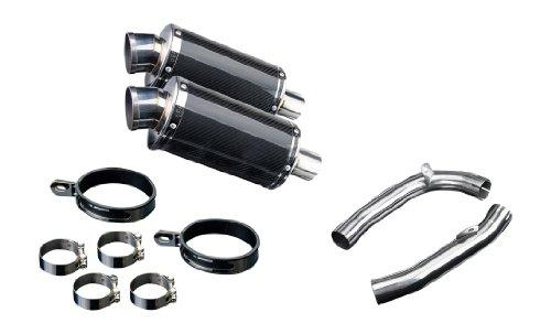 VTR1000 FIRESTORM 1997-2003 225mm CARBON RACE SILENCERS EXHAUST