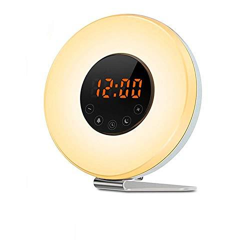 Wake Up Light, Apiker Sunrise Alarm Clock DE