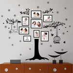 Wall Stickers Swarovski Crystals & Family Tree Murals Decals Home Decoration Living Room Nursery Restaurant Cafe Office Décor
