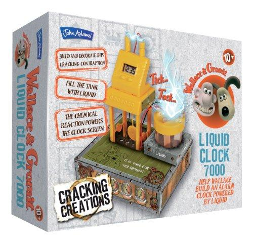Wallace & Gromit Liquid Clock 7000