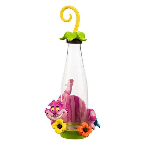 "Walt Disney ""Cheshire Cat"" garden Hummingbird bird Feeder Alice in Wonderland..."