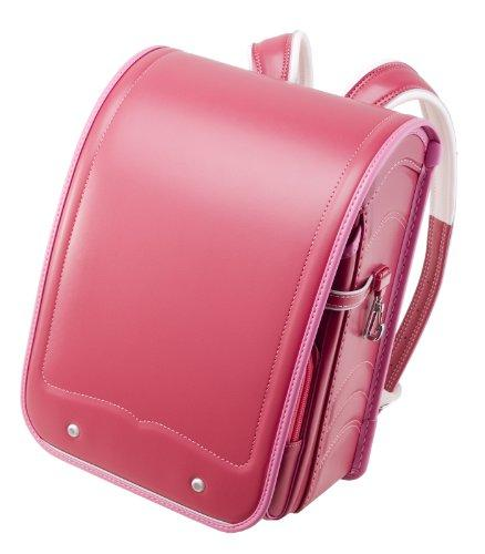 Waryi combination color model school bag 11 Cherry Pink Peach Blossom x otherwise damaging (japan import)