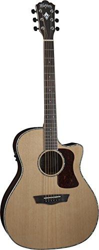 Washburn HG26SCE Grand-Auditorium Electro Acoustic Guitar