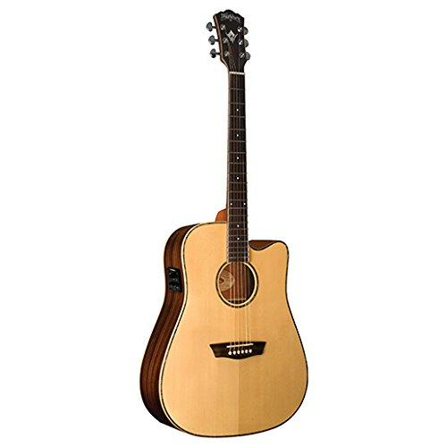 Washburn WD25SCE Tahoe Series Electro-Acoustic Guitar