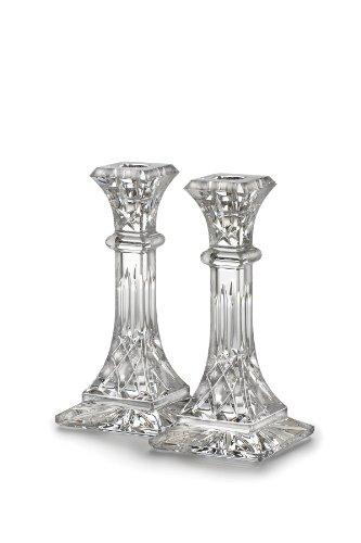 Waterford Crystal Lismore Candlesticks 20cm (Set of 2)