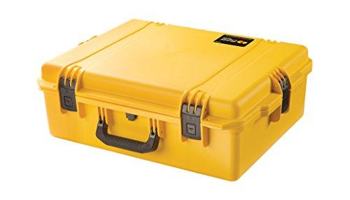Waterproof Case (Dry Box) | Pelican Storm iM2700 Case With Padded Divider Set (Yellow)