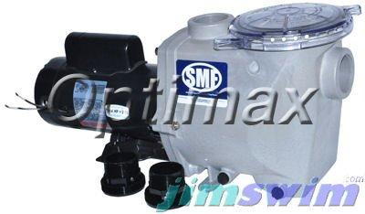Waterway Plastics 806105430366 SMF120 2 HP 1 Speed 230V Pump