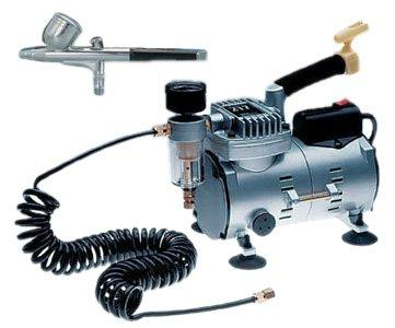 Wave compressor 217 (set with the airbrush) [Toy]