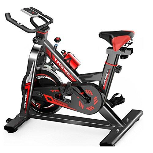 Weentop Indoor Cycling Exercise Bike Home Spinning Bicycle Ultra-quiet Exercise Bike Indoor Exercise Bicycle Fitness Equipment ideal Cardio Trainer
