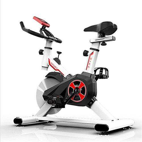 Weentop Indoor Cycling Exercise Bike Spinning Exercise Gym Pedal Indoor Aerobics Home Fitness Bike ideal Cardio Trainer