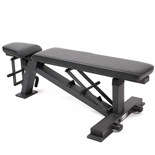 Weight Bench Dumbell Workout Abs Leg Bar Bench press dumbbell bench fitness bench multi-function training stool
