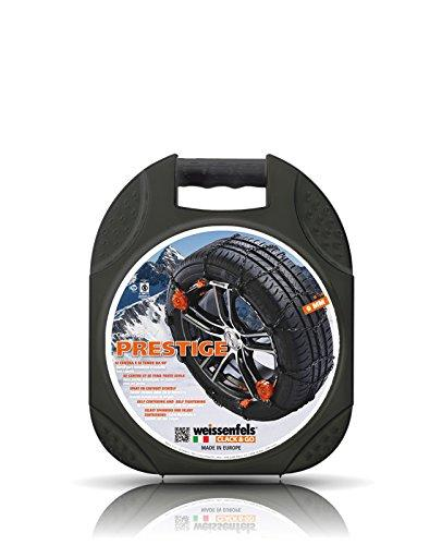 Weissenfels NM44110STD002 M44 - Prestige 11 Clack&Go, Snow chains - 2 pieces