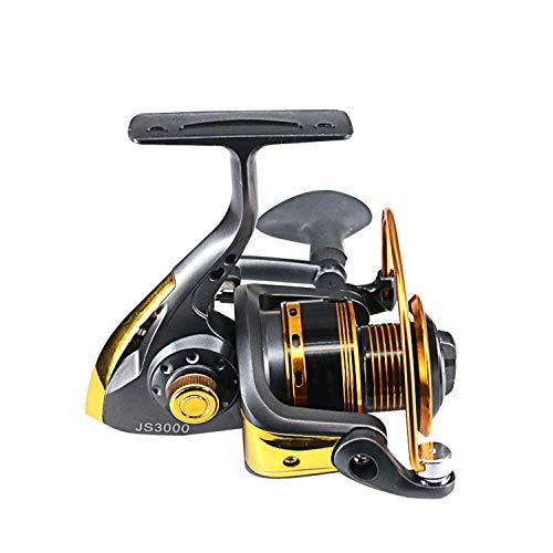 Wheels Spinning Fishing Reel 5.0:1 10Bb 1000-6000 Series Spinning Wheel Sea Rock Lure Fishing Reels Pesca Coil Reel,10,5000 Series