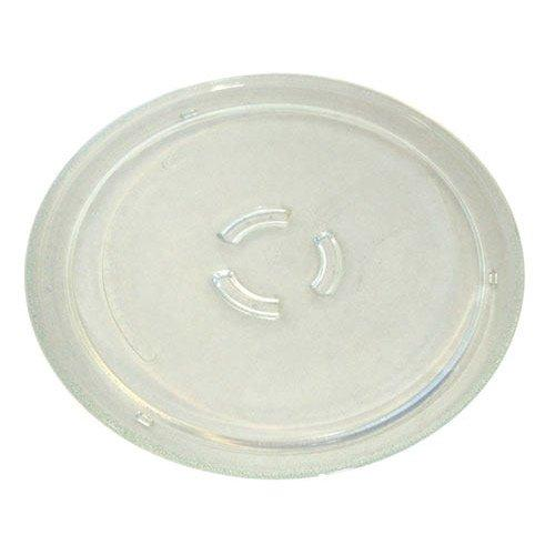 Whirlpool 481246678412 Microwave Turntable Diameter 250 mm Glass