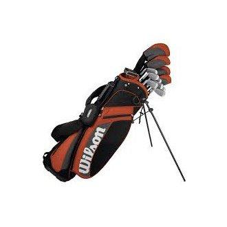 Wilson Mens X-31 Golf Package (Graphite Shaft) Mens RH Stand Bag Mens RH Stand Bag