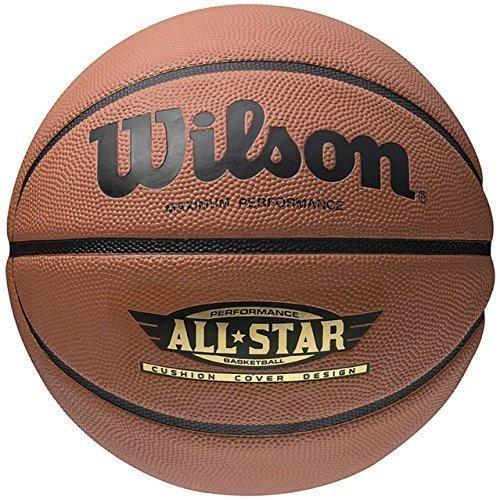 Wilson Outdoor Playing Match Training Soft Feel Performance All-star Basketball by Wilson