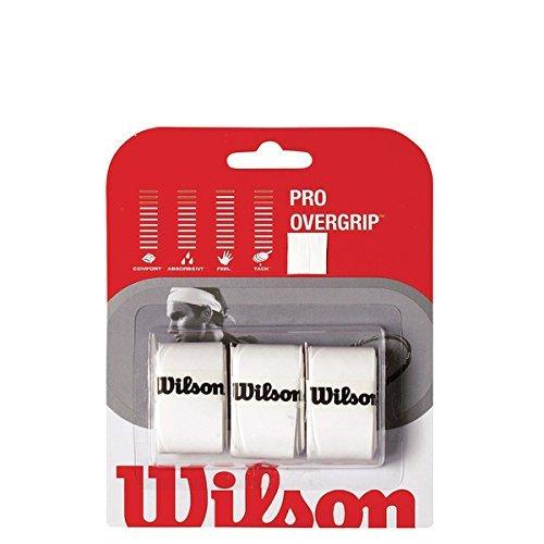 Wilson Pro Overgrip (3 Grips) by Wilson