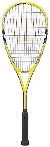 Wilson Racquet Sports Beginning Player Ripper Team Squash Racket With Head Cover