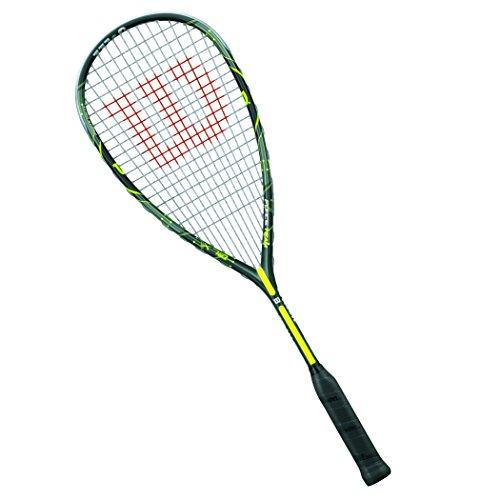 Wilson Squash Racket, force Team, Unisex, Head Heavy, Grey/Silver, WRT911930