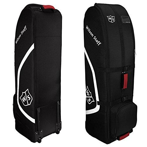 Wilson Staff padded travel cover, golf travel bag, golf bag, golf travel day