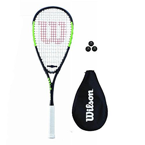 Wilson Team Series Squash Rackets (Pro, Blade and Ripper) (Blade)