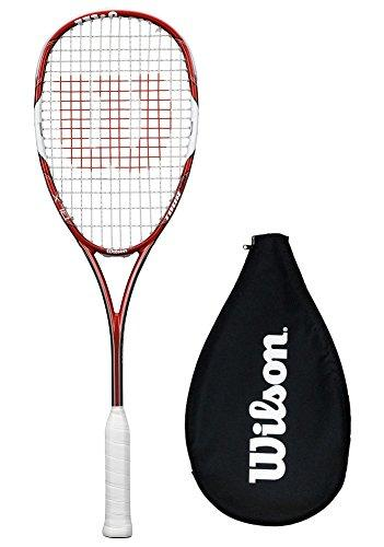 Wilson Tour 138 BLX Squash Racket + Cover