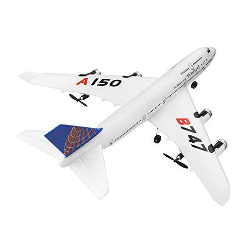 winnerruby RC Airplane Boeing B747 Model Fixed Wing EPP Remote Control Aircraft Toys Outdoor Airplane Plane Toy For Kids and Adults