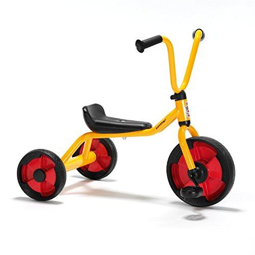 "Winther WIN580 Toddler Trike Grade Kindergarten to 1, 9.06"" Height, 17.32"" Wide, 22.44"" Length"