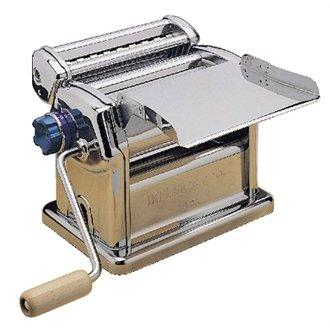 Winware Pasta Making Machine (Steel manually operated pasta machine, designed for quick, effective pasta production)
