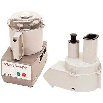 Winware Robot Coupe Food Processor & Veg Prep Attachment - Model: R211