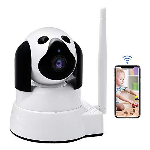 Wireless Camera, LXMIMI 720P HD WiFi IP Surveillance System Camera with Night Vision,Video Recording,Remote Motion Detection,Email Alarm,Two-Way Audio,Pan/Tilt,Monitor for Baby/Elder/Pet