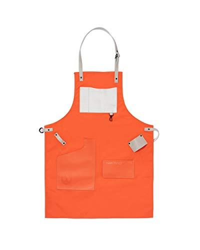W&P WPSW-APRN-RP Limited Star Wars Collection Apron, Premium Leather, Rebel Pilot, for Bartending, Baking, BBQ Grilling, and More, Kitchen Essentials