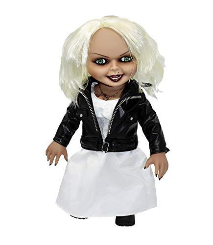 "x Child's Play Bride of Chucky 15"" Talking Tiffany Doll Mezco - Official"