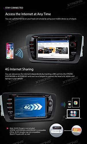 XTRONS Android 8 1 Car Stereo Octa Core 7 Inch HD Digital Multi-touch  Screen Bluetooth Head Unit Car Radio Multimedia Player Support Wifi GPS 4K  Video