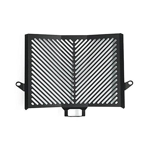 XX eCommerce Motorcycle Motorbike Radiator Guard Grill Cover Protector for 2013-2017 1050 1190 1290 ADV Accessories 2014 2015 2016 (Black)