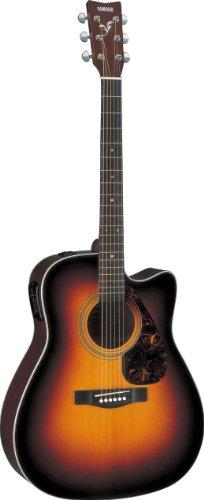 Yamaha GFX370CTBS Full Size Electro-Acoustic Guitar - Tobacco Brown Sunburst