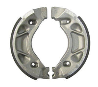 Yamaha YBR 125 51D2 EFI Std and kyoto Brake Shoes Rear 2012-2013