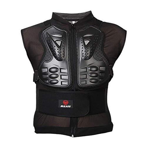Yhongyang Motorcycle Racing Sleeveless Armor Summer Breathing Cycling Off-road Sleeveless Cycling Protective Clothing,XXL