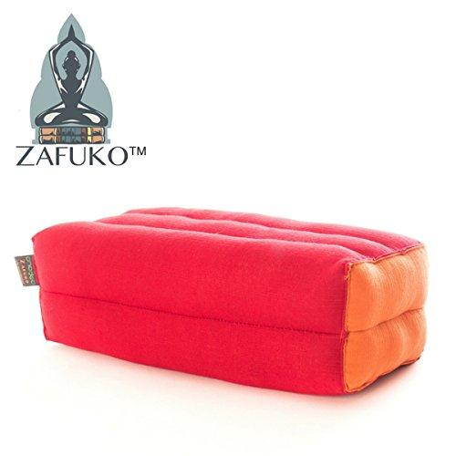 Yoga, Meditation, Kundalini and Pilates Cushion (Zafu), block, bolster, prop 100% organic Kapok Fiber Filling