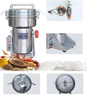 Yoli® 1000g capacity swing powder grinding machine,small powder grinder machine,electric powder mill machine for Coffee Bean Cocoa Corn Pepper,110V/220V