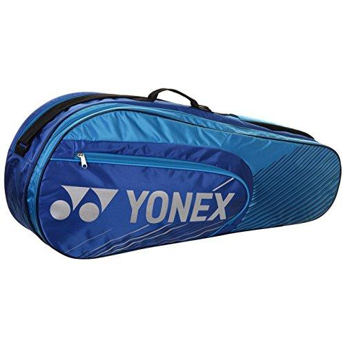 Yonex 4726EX 6 Racket Bag Blue Badminton Teennis Squash Racket Sports Holdall One Size