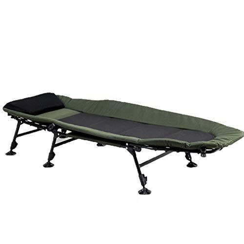 YY_C1 Sun loungers, folding beds, household lunch beds, office lounge chairs, cots, outdoor portable reinforcement camp beds